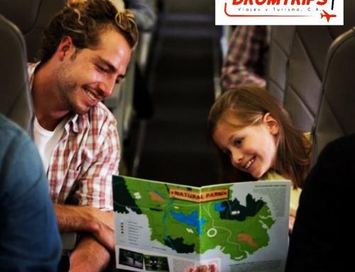 Querido papá, quiero ir de viaje contigo