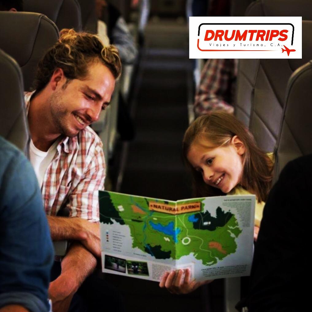 viajar con papa